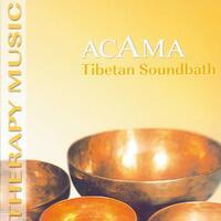 Tibetan Soundbath-Acama-CD