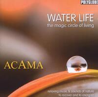 Water Life-Acama-CD