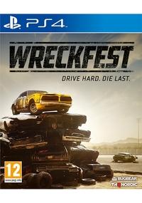 Wreckfest-Sony PlayStation 4