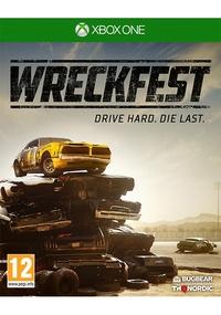 Wreckfest-Microsoft XBox One