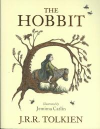 The Colour Illustrated Hobbit-J.R.R. Tolkien