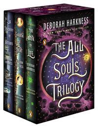 The All Souls Trilogy: Boxed Set-Deborah Harkness