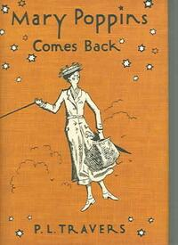 Mary Poppins Comes Back-P.L. Travers