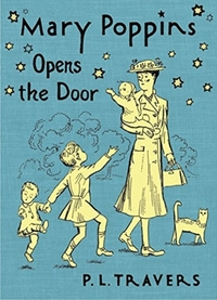 Mary Poppins Opens the Door-P.L. Travers