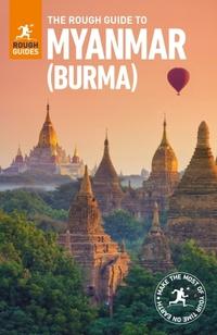The Rough Guide to Myanmar (Burma)-Gavin Thomas, Stuart Butler, Tom Deas
