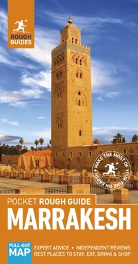 Pocket Rough Guide Marrakesh-