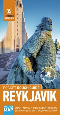 Pocket Rough Guide Reykjavik-