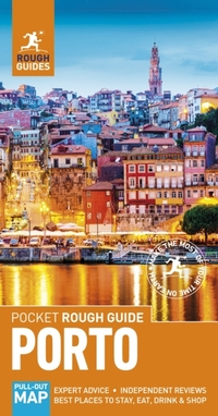 Pocket Rough Guide Porto-