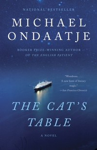 The Cat's Table-Michael Ondaatje