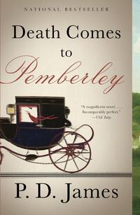 Death Comes to Pemberley-P.D. James