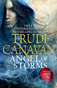 Angel of Storms-Trudi Canavan