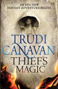 Thief's Magic-Trudi Canavan