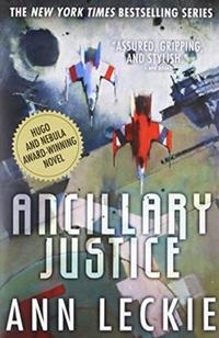 Ancillary Justice-Ann Leckie