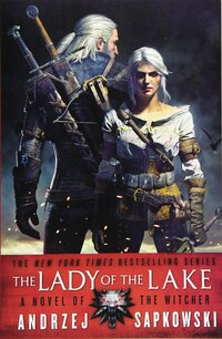 The Lady of the Lake-Andrzej Sapkowski