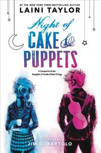 Night of Cake & Puppets-Laini Taylor