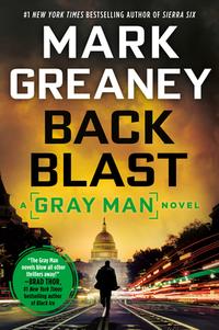 Back Blast-Mark Greaney