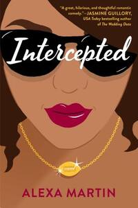 Intercepted-boek cover voorzijde