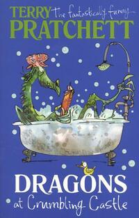 Dragons at Crumbling Castle-Terry Pratchett