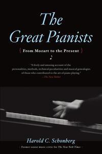 The Great Pianists-Harold C. Schonberg