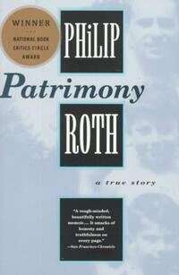 Patrimony-Philip Roth