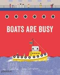 Boats Are Busy-