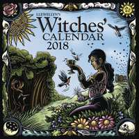 Witches' Calendar 2018-