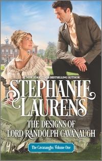 The Designs of Lord Randolph Cavanaugh-Stephanie Laurens