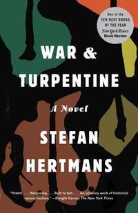 War and Turpentine-Stefan Hertmans