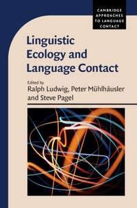 Linguistic Ecology and Language Contact-