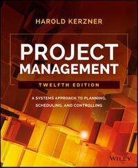 Project Management-Harold Kerzner