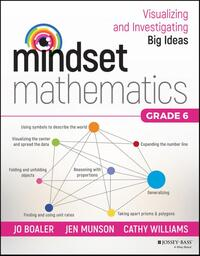 Mindset Mathematics-Cathy Williams, Jen Munson, Jo Boaler