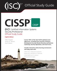 CISSP Certified Information Systems Security Professional Official-Darril Gibson, James Michael Stewart, Mike Chapple