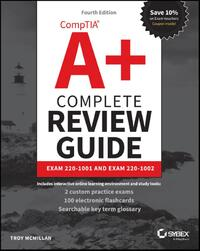 Comptia A+ Complete Review Guide-Troy McMillan