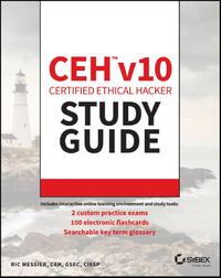 Ceh V10 Certified Ethical Hacker Study Guide-Ric Messier