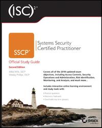 Isc 2 Sscp Systems Security Certified Practitioner-Mike Wills, Wesley Phillips