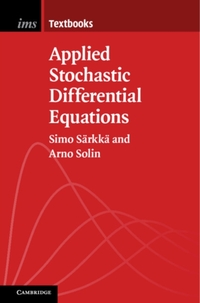 Applied Stochastic Differential Equations-Arno Solin, Simo Sã¤Rkkã¤