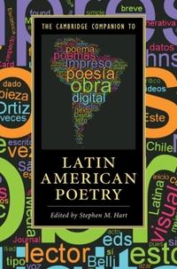 The Cambridge Companion to Latin American Poetry-