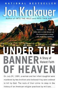Under the Banner of Heaven-Jon Krakauer
