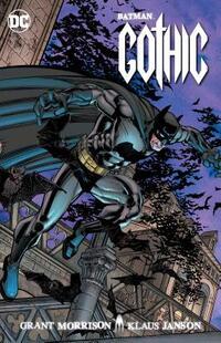 Batman-Grant Morrison