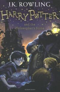 Harry Potter and the philosopher's stone-J K Rowling