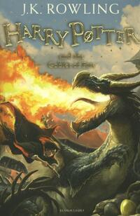 Harry Potter and the Goblet of Fire-J K Rowling