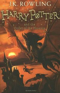 Harry Potter and the Order of the Phoenix-J.K. Rowling