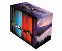 Harry Potter - The complete collection-J.K. Rowling