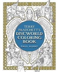 Terry Pratchett's Discworld Coloring Book-Terry Pratchett
