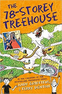 78-Storey Treehouse-Andy Griffiths