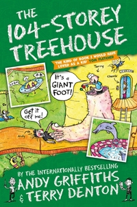 The 104-Storey Treehouse-Andy Griffiths