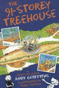 91-Storey Treehouse-Andy Griffiths