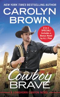 Cowboy Brave-Carolyn Brown