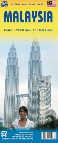 Malaysia Travel Reference Map-