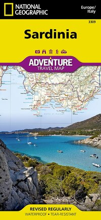 Sardinia-National Geographic Maps - Adventure